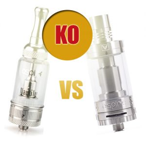 What is a Clearomizer VS Rebuildable Tank (RTA)