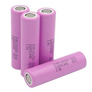 Samsung INR30Q 18650 3000 MAH 15A Battery 423
