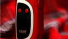 Sigelei Kaos Spectrum 230W TC VW Variable Wattage Mod red