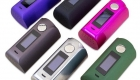 asMODus Minikin 2 180W TC VW Variable Wattage Mod assorted