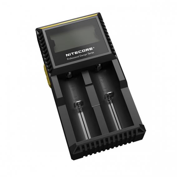 Nitecore D2 2-Slot unit 600
