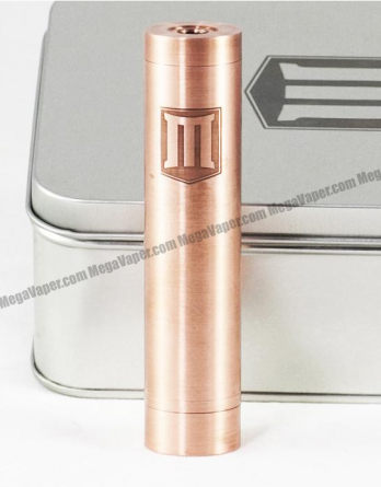Mad Industries Penny Mechanical Mod Real Penny
