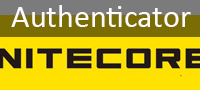 Nitecore E Cig Authenticity Checker