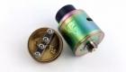 528 Custom Vapes Goon 1.5 RDA 24mm rainbow