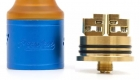 Peerless RDA Rebuildable Dripping Atomizer by GeekVape blue