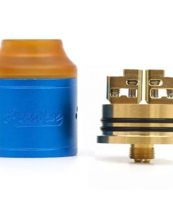 Peerless RDA Rebuildable Dripping Atomizer by GeekVape blue
