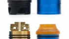 Peerless RDA Rebuildable Dripping Atomizer by GeekVape blue pieces
