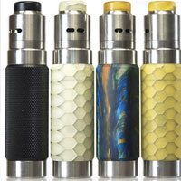 Machina Mech Best Mechanical Mods under 100 dollars