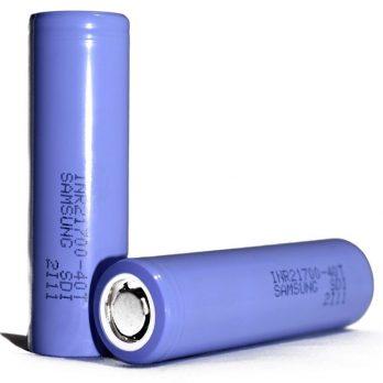 Samsung 40T 21700 4000mAh 30A Battery 676