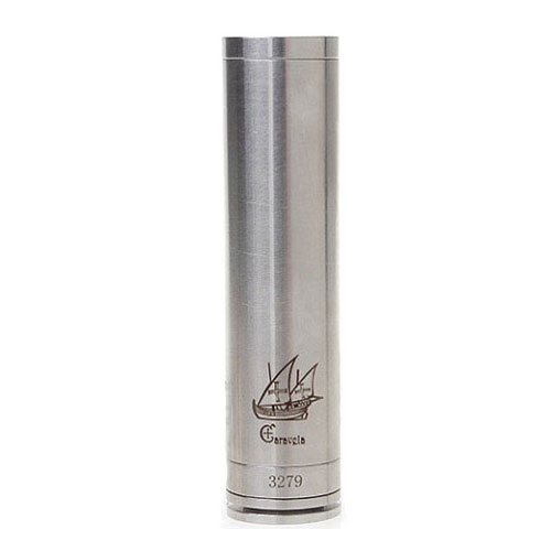20 Caravela 18650 Mechanical Mod Clone