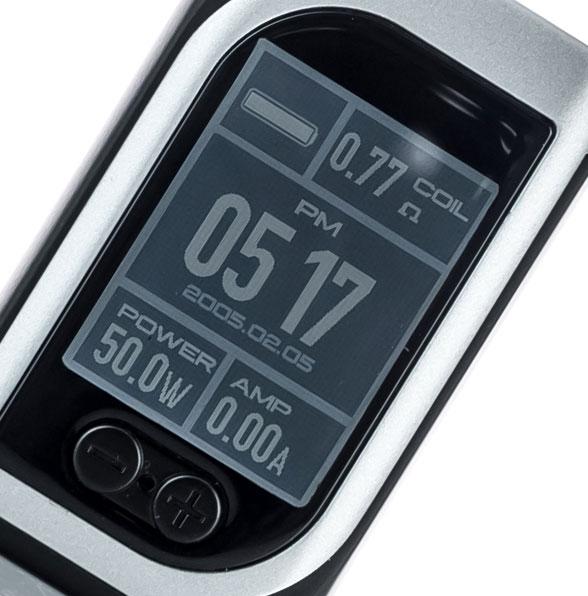 Eleaf iStick Kiya Starter Kit | 50W 1600mAh TC