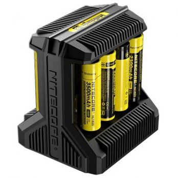 NITECORE-I8-INTELLIGENT-CHARGER-8-Bay-Port-676