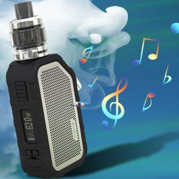 Wismec Active Bluetooth Music Box Mod 2100mAh 500