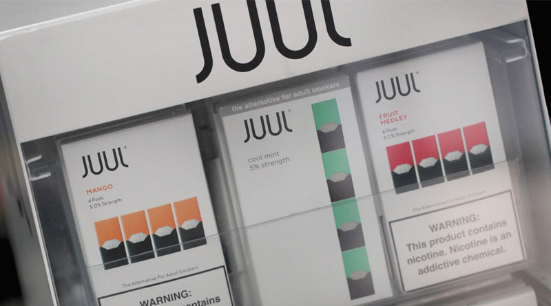 What is Juuling JUUL Vaping Teens and Nicotine