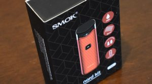 SMOK Nord Pod System Review 800x450