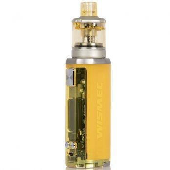 Wismec Sinuous V80 80W Single Battery Mod Kit 500