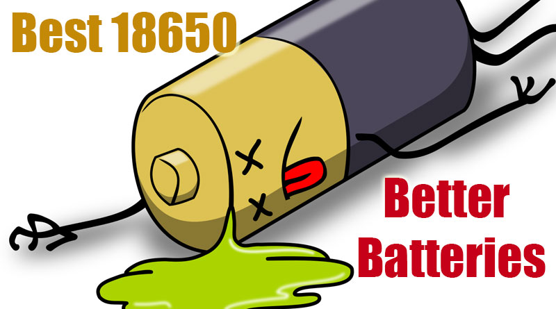 7 Best 18650 Batteries for Vaping | High Drain Sub Ohm