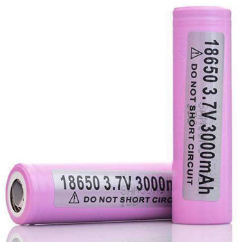 Samsung inr30q Best 18650 Batteries for Vaping High Drain Sub Ohm 350